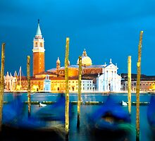 Venice Dusk by Stephen Knowles