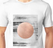 rose gold #1 Unisex T-Shirt