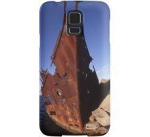 "The Wreck Of The ""Adolphe"", Newcastle, Australia 2008 Samsung Galaxy Case/Skin"