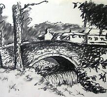 Clapham Bridge by Roger Stannard