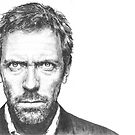 Hugh Laurie aka House by Richie Francis