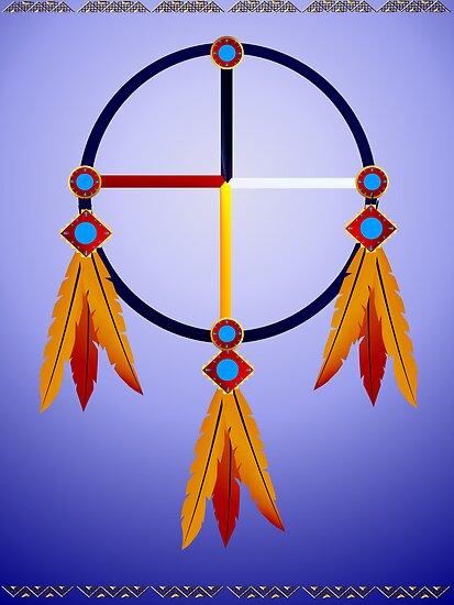 Medicine Wheel by Lotacats