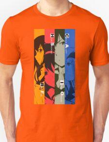 Infinite Stratos Chars No.1 T-Shirt