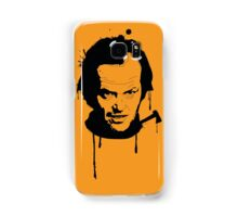 My Name is Jack Torrance Samsung Galaxy Case/Skin