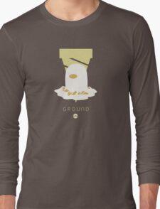 Pokemon Type - Ground Long Sleeve T-Shirt