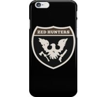 zed hunter - state of decay iPhone Case/Skin