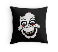 It's Captain Howdy Time! Throw Pillow