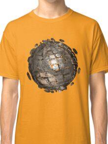 Fractal Titanium Sphere Classic T-Shirt