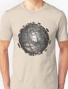 Fractal Titanium Sphere Unisex T-Shirt