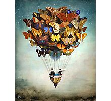 fly away Photographic Print