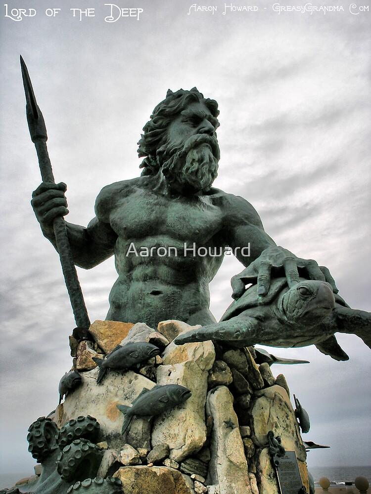 Neptune : Lord of the Deep by GreasyGrandma