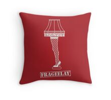 A Major Award! Throw Pillow