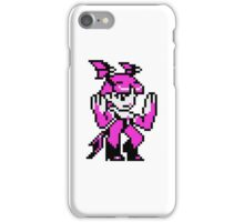 Morrigan - Darkstalkers Sprite iPhone Case/Skin