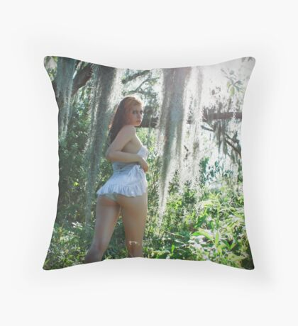 planted Throw Pillow