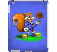 A Squirrel's Comeback iPad Case/Skin