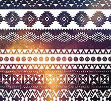 Galaxy Pattern by SuperFluff
