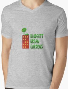 BUGGING in the Community Mens V-Neck T-Shirt