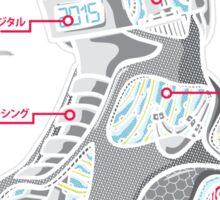2015 Mags Anatomy Sticker
