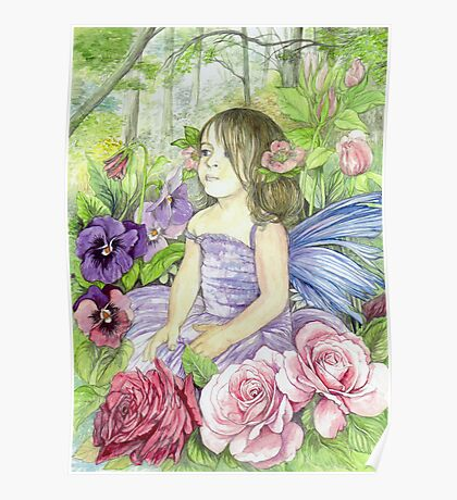 Fairy children Poster
