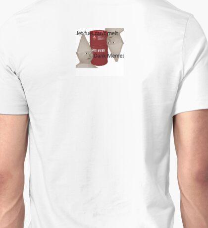 Only the DANKEST survive Unisex T-Shirt