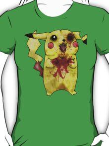 Zombie Pikachu T-Shirt