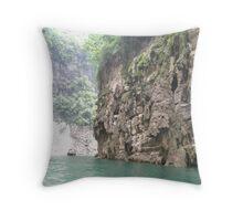 Gorge-est Throw Pillow