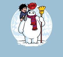 Inflatable Snowman Unisex T-Shirt