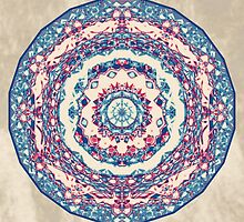 Dutchesque Mandala by Ryan Livingston