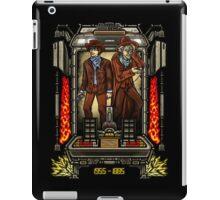 Friends in Time - Part III iPad Case/Skin
