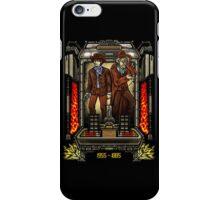 Friends in Time - Part III iPhone Case/Skin