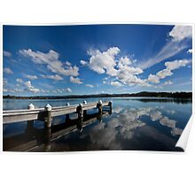 Bolton Point Jetty Poster
