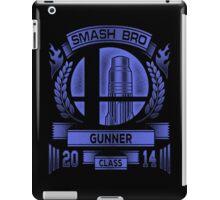 Smash Bro Gunner iPad Case/Skin