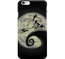 The Nightmare Before Grinchmas iPhone Case/Skin