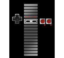 Nintendo - NES Controller Photographic Print