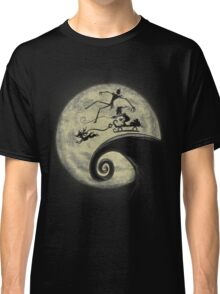The Nightmare Before Grinchmas Classic T-Shirt