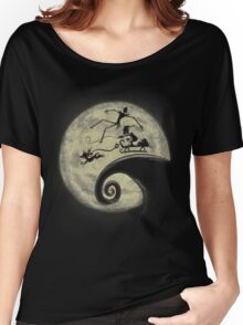 The Nightmare Before Grinchmas Women's Relaxed Fit T-Shirt