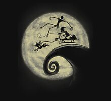 The Nightmare Before Grinchmas Unisex T-Shirt