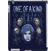 One of a Kind iPad Case/Skin