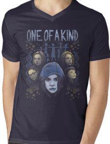 One of a Kind Mens V-Neck T-Shirt