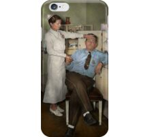 Nurse - Sick Day - 1937 iPhone Case/Skin