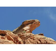 Nine Mile Canyon, Utah - one of America's most endangered places Photographic Print