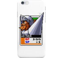 Sir Arthur iPhone Case/Skin