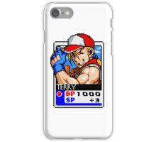 Terry Bogard iPhone Case/Skin