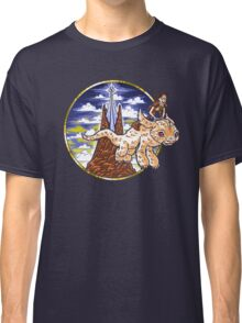 How to Train Your Luck Dragon Classic T-Shirt
