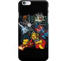 Avengermon! iPhone Case/Skin