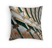 Ho Chi Minh (Saigon) Post office Throw Pillow
