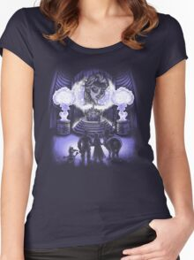 The Witch of Arendelle Women's Fitted Scoop T-Shirt