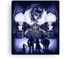 The Witch of Arendelle Canvas Print