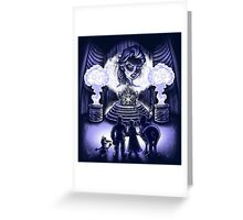 The Witch of Arendelle Greeting Card