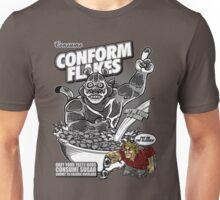 Conform Flakes (BLACK & WHITE ED.) T-Shirt
